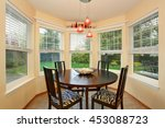 nice dining area  with deep... | Shutterstock . vector #453088723