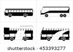 bus pattern | Shutterstock .eps vector #453393277