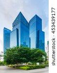 singapore   6 july 2016   urban ...   Shutterstock . vector #453439177