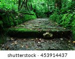 old water channel | Shutterstock . vector #453914437