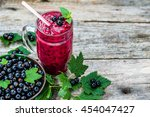 Healthy Smoothie From Fruits...