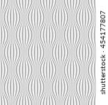 vector seamless pattern. modern ... | Shutterstock .eps vector #454177807