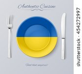 Authentic Cuisine Of Ukraine....