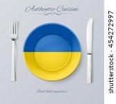 Authentic Cuisine Of Ukraine....