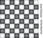 modern chess board background... | Shutterstock . vector #454561453