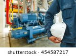 the engineering and safety... | Shutterstock . vector #454587217