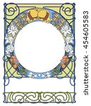 Frame Of Mucha