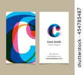 "logo alphabet letter ""c""  with... 