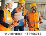 builders   Shutterstock . vector #454906363