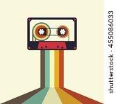 Cassette Retro Vintage Style...