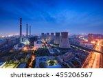Night View Of Zhengzhou Henan...