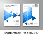 club disco flyer template with... | Shutterstock . vector #455282647