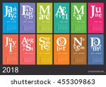 Creative Calendar 2018   Jazzy...