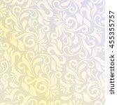 pattern in arabic style.... | Shutterstock . vector #455355757