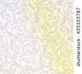 pattern in arabic style.... | Shutterstock . vector #455355787