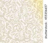 pattern in arabic style.... | Shutterstock . vector #455356657