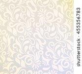 pattern in arabic style.... | Shutterstock . vector #455356783