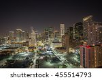 Downtown Houston Skyline Night...