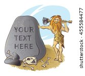 Stone Age Composition With...