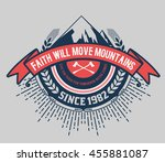 logo with quote | Shutterstock .eps vector #455881087