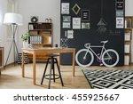 shot of a stylish studio... | Shutterstock . vector #455925667