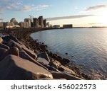 reykjavik | Shutterstock . vector #456022573