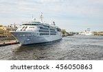Saint Petersburg  Russia  July...