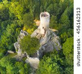 Ruins Of Gothic Castle...