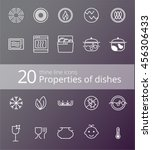 symbols of food grade metal... | Shutterstock .eps vector #456306433