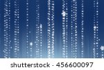 stars abstract on blue... | Shutterstock . vector #456600097