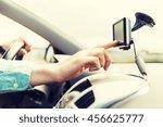 transport  business trip ... | Shutterstock . vector #456625777