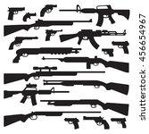 guns  rifles  shotguns ...