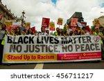 london  uk. 16th july 2016.... | Shutterstock . vector #456711217