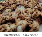 Small photo of Fluid Varied Decorative Baby Octopus in Magnificent Abundance.