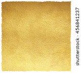golden background with uneven ... | Shutterstock . vector #456841237