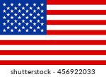 flag of united states of america | Shutterstock .eps vector #456922033