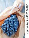 lavender. lavender   bunch of... | Shutterstock . vector #456924103