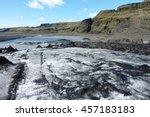solheimajokull 6 | Shutterstock . vector #457183183