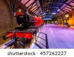 leavesden  london   march 3... | Shutterstock . vector #457262227