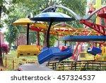 ferris wheel   Shutterstock . vector #457324537