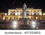 Statue Of Sir Frederick Adam I...