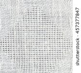 white textile texture or... | Shutterstock . vector #457377847