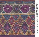 vector seamless pattern for... | Shutterstock .eps vector #457715977