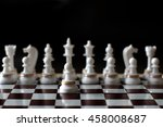 chess | Shutterstock . vector #458008687