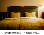 Bedroom With Antique King Size...