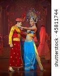 pattaya  thailand   december 12 ... | Shutterstock . vector #45811744