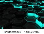 abstract industrial background... | Shutterstock . vector #458198983