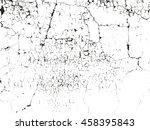 distressed overlay texture of... | Shutterstock .eps vector #458395843