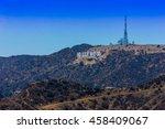hollywood | Shutterstock . vector #458409067
