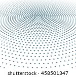 abstract vector dotted halftone ...